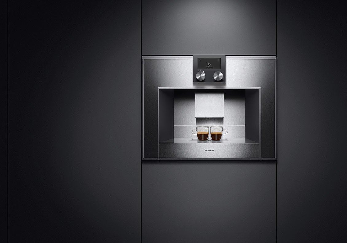 Kucheneinbaugerate Fur Designkuchen High End Technologien