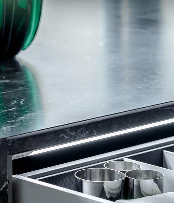 Küchen Material & Oberflächen