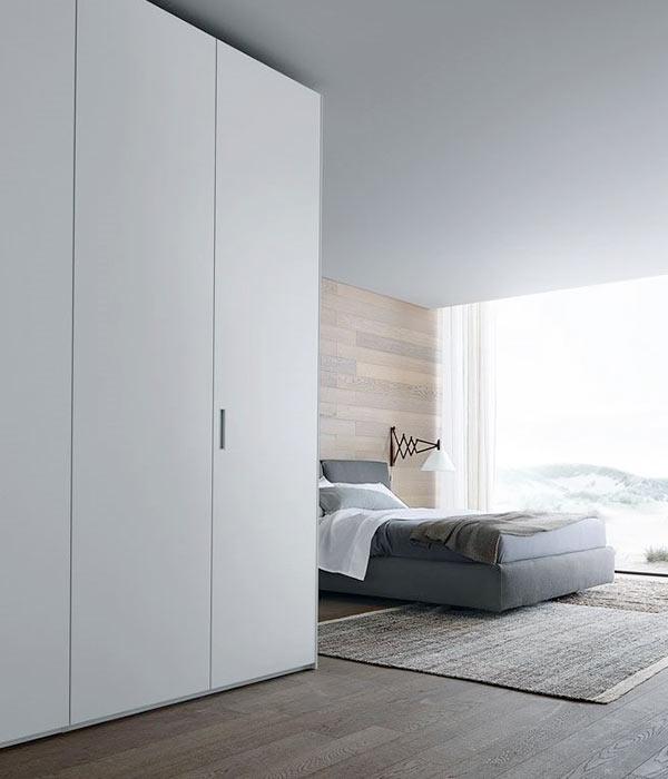 Schlafzimmer Poliform Betten und Schranksysteme